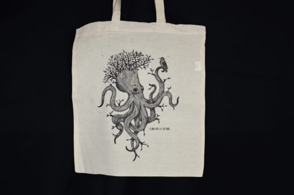 Tote bag : Poulpe – Clink Art & Tattoo