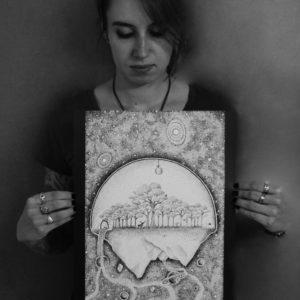 Print : Utopia – Clink Art & Tattoo